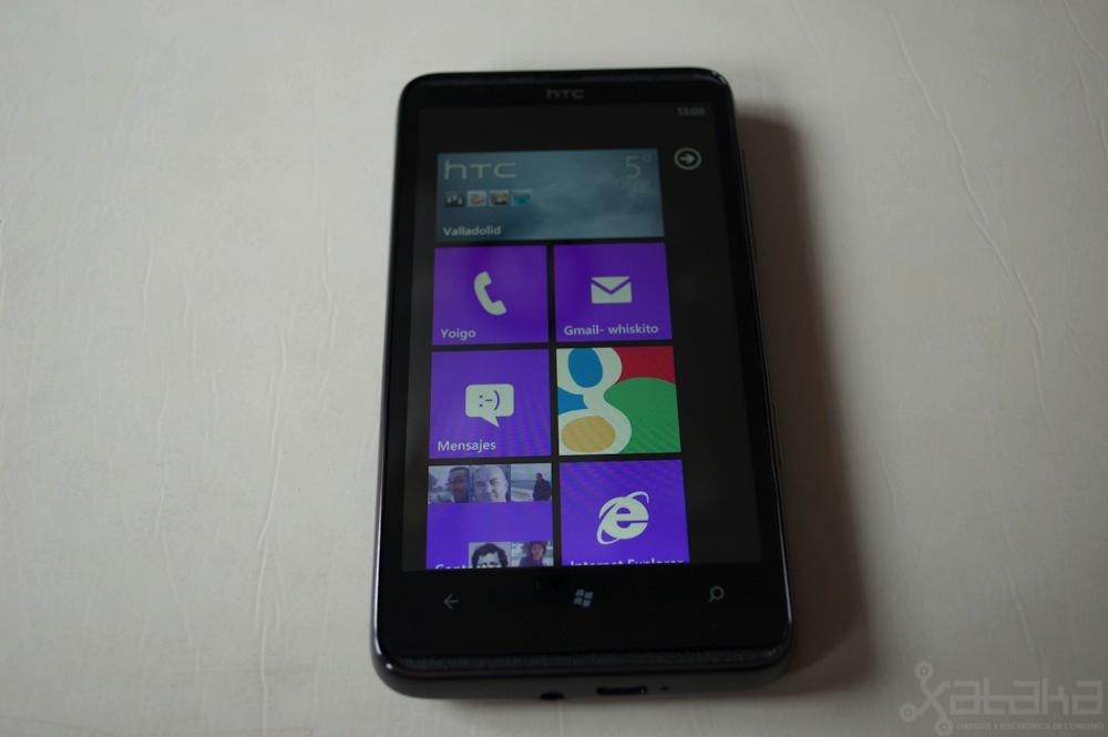 Foto de HTC HD7, análisis (4/21)