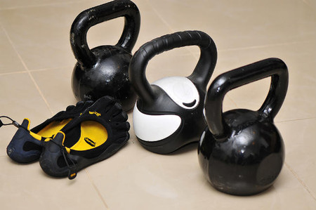 Pros y contras de usar las pesas rusas o kettlebell