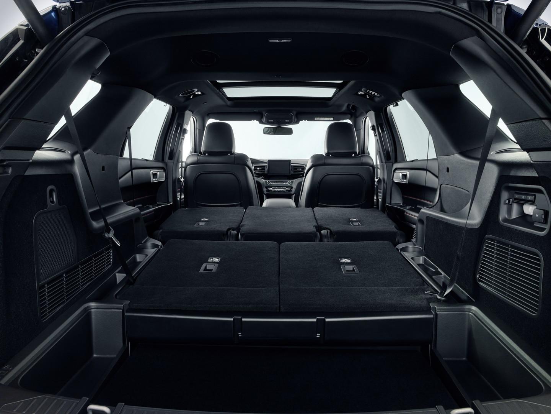 Foto de Ford Explorer PHEV (11/11)