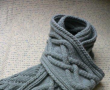 Formas de llevar y anudar una bufanda o un foulard con estilo