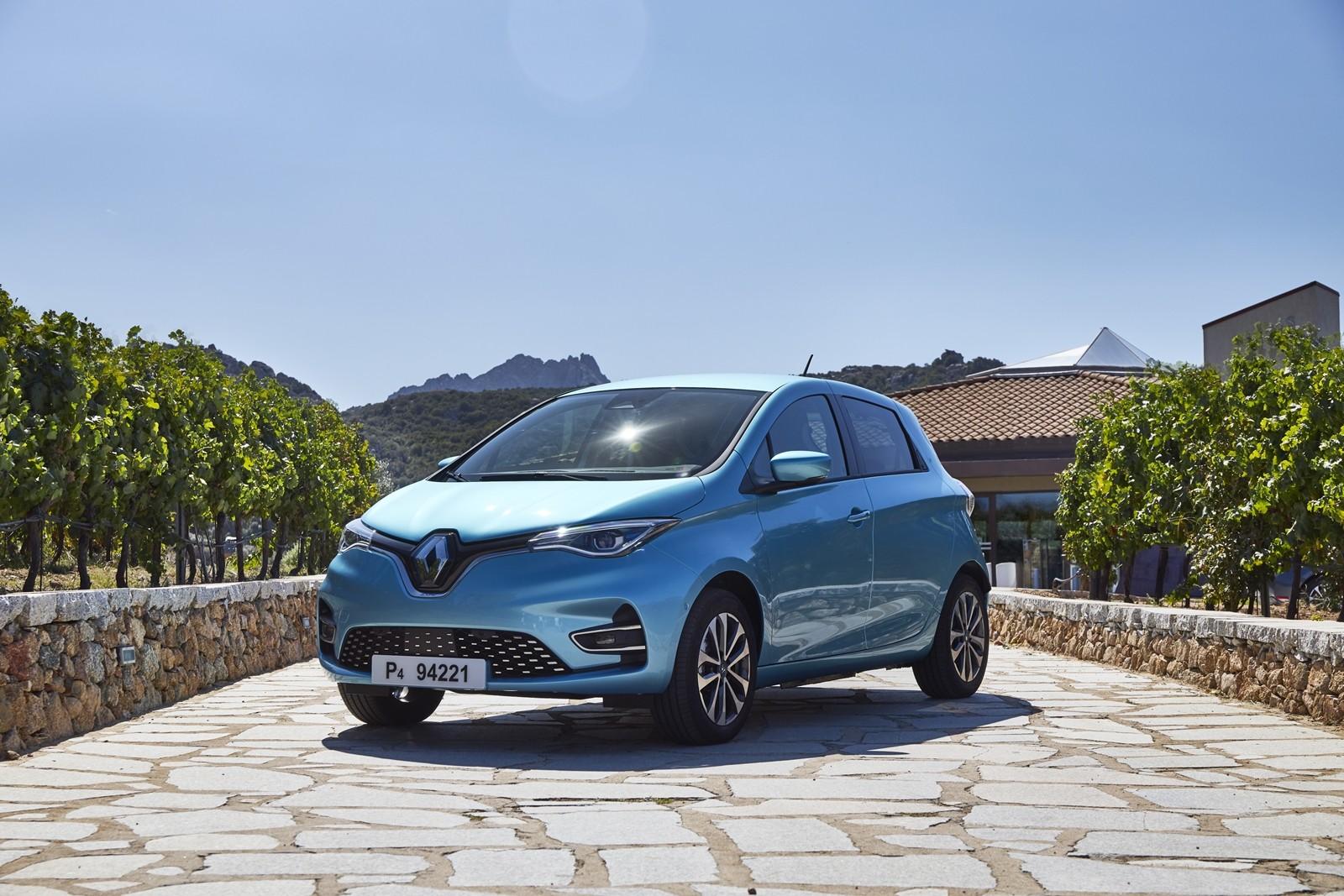 Foto de Renault ZOE 2020, prueba (27/37)