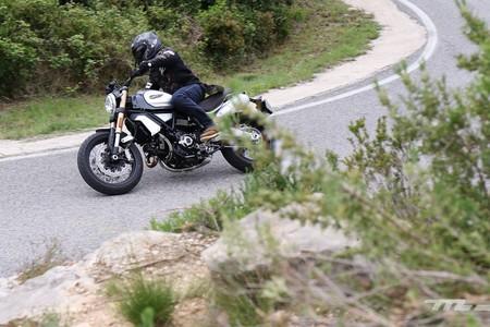 Ducati Scrambler 1100 2018 Prueba 005