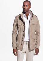 La chaqueta utilitaria