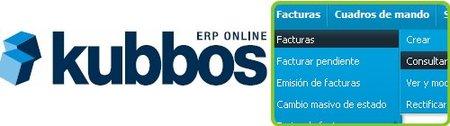 kubbos, ERP online para pymes y autónomos