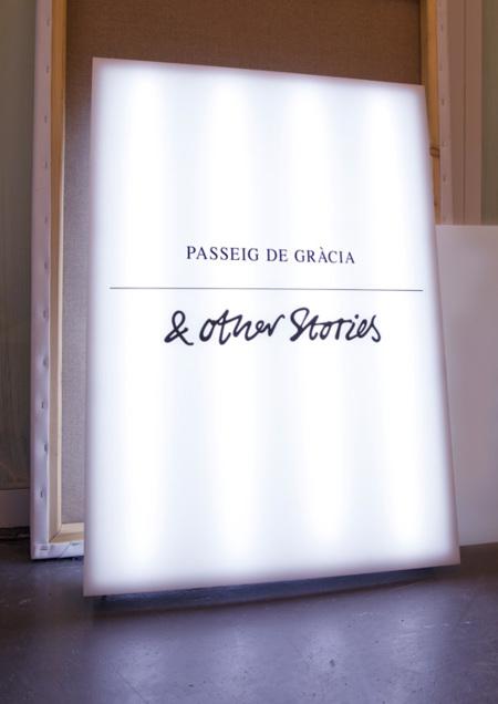 & Other Stories, la nueva marca de H&M, abrirá su primera tienda en Barcelona la próxima primavera