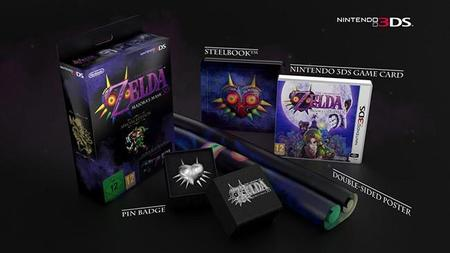 The Legend Of Zelda Majora's Mask 3d Special Edition