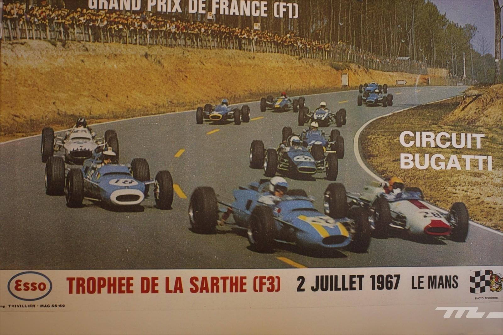 Foto de Museo de las 24 Horas de Le Mans (vista general) (1/23)