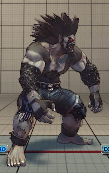 Foto de 'Street Fighter IV' mods de personajes (2/23)