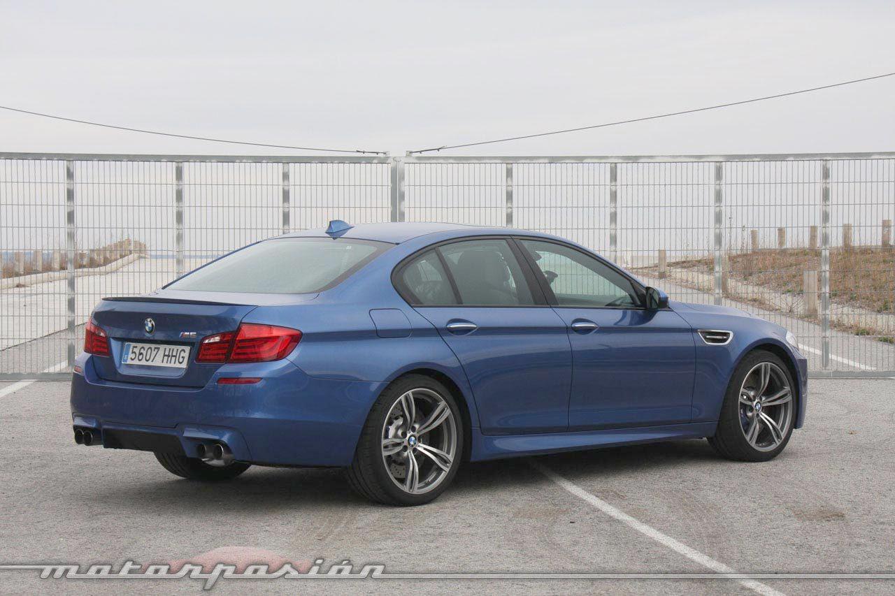 Foto de BMW M5 (Prueba) (50/136)