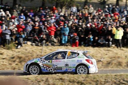 François Delecour quiere participar en el Rally de Francia