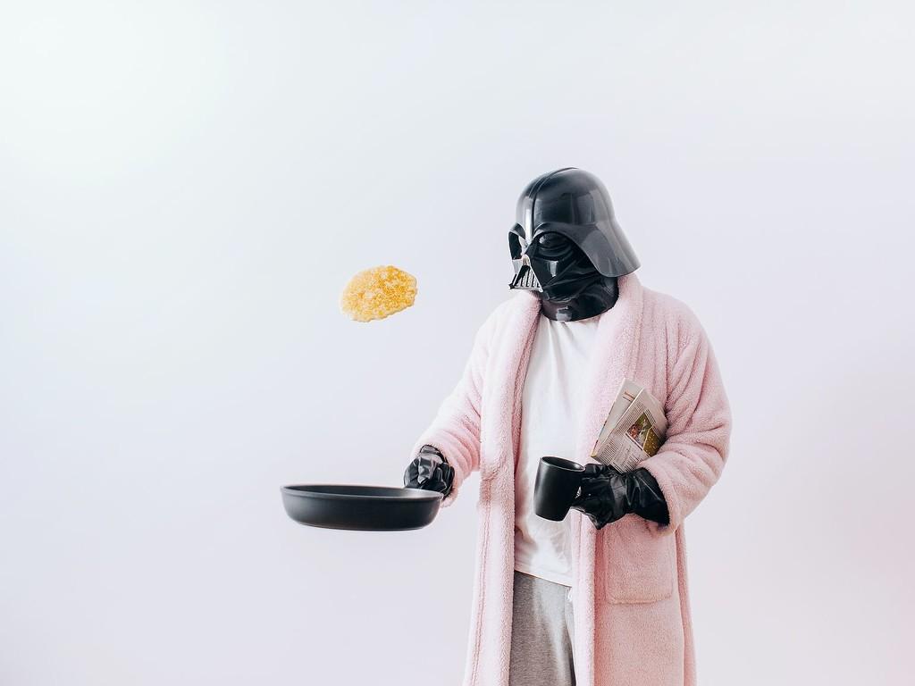 Daily Life Of Darth Vader 13