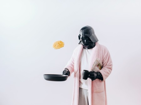 Daily Life Of Darth Vader 13