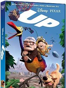 Estrenos DVD de la semana | 1 de diciembre | 'Up' (y otras más)