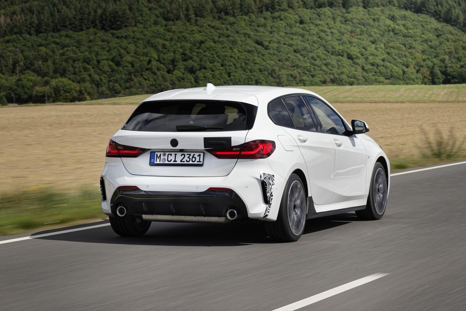 Foto de BMW 128ti 2021 (9/21)