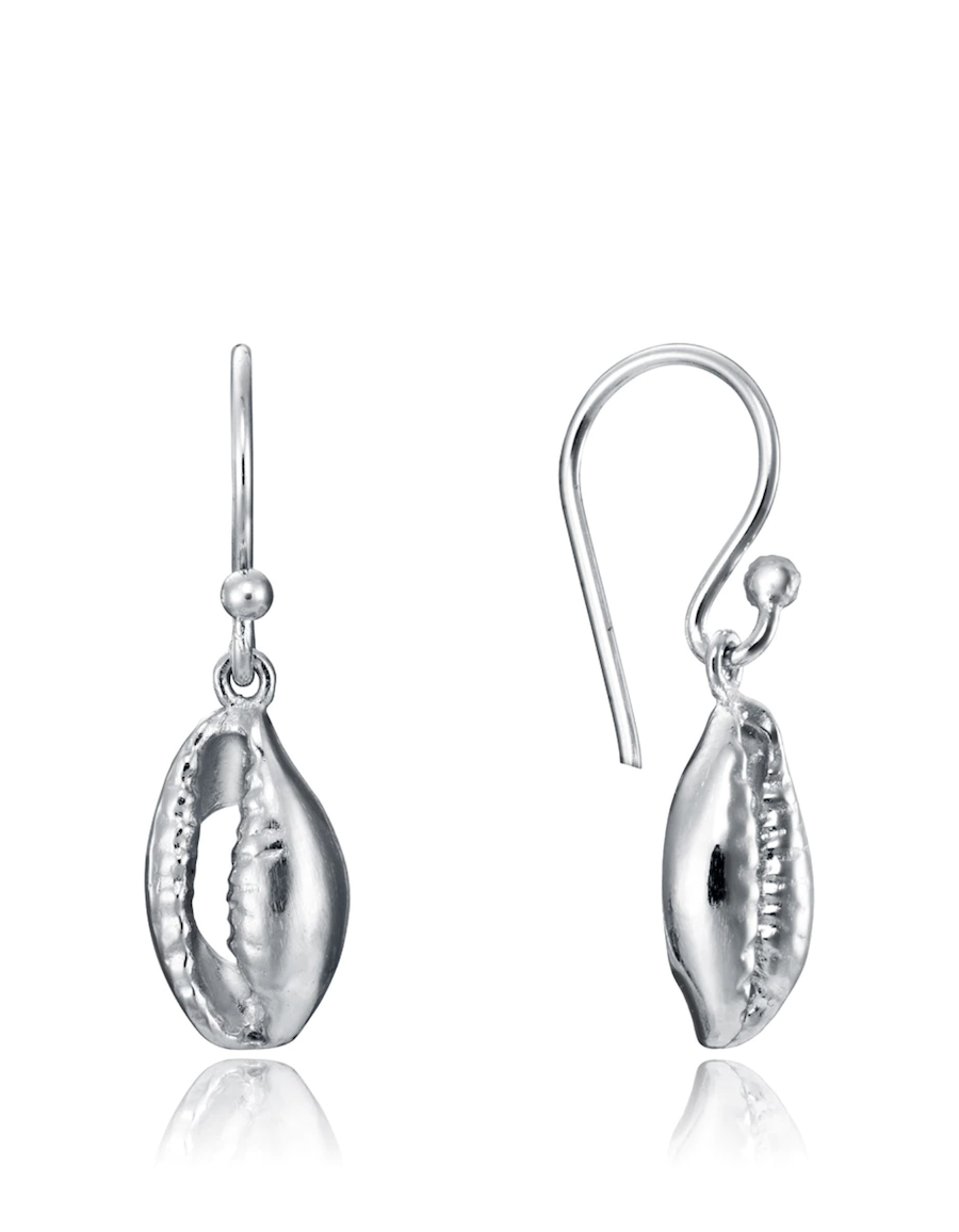Pendientes Viceroy Jewels de plata con motivo conchas