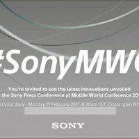 ¿Nuevos Xperia en camino? Sony también estará presente en el MWC 2017