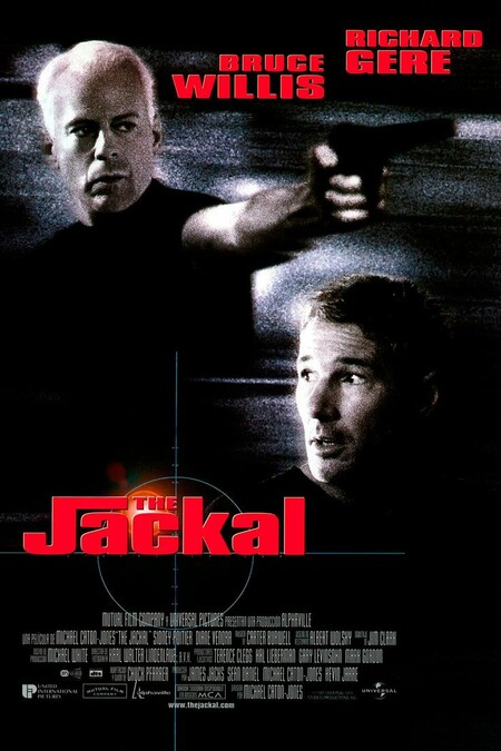 Chacal Poster