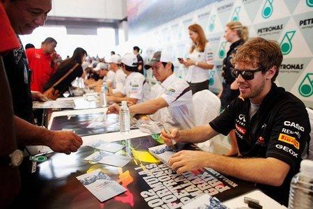 Sebastian Vettel sigue situando a McLaren como el equipo a batir