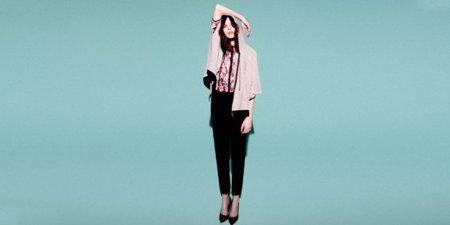 Pull and Bear primavera 2012 look
