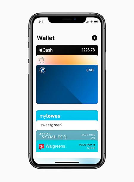 Apple Ios Q4 Wallet Llave
