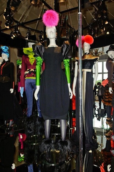 Schiaparelli Alta Costura Otoño-Invierno 2013/14: Schiaparelli por Lacroix, arte y moda se confunden