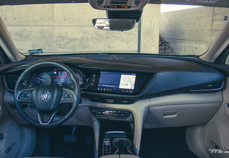 Buick Envision Avenir 2021 Prueba De Manejo Opiniones Mexico 2