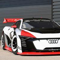 El Audi e-tron Vision Gran Turismo Concept se materializa como taxi para la Fórmula E