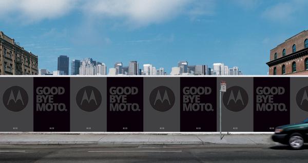 Goddbye Moto y Hello Again