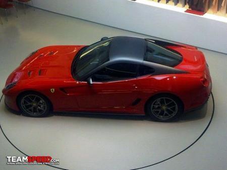 Ferrari 599 GTO, este si que es el definitivo