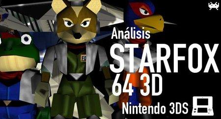 'Starfox 64 3D' para 3DS: Análisis
