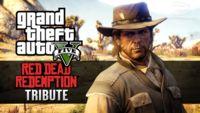 ¿Quieres jugar a Red Dead Redemption en GTA V? Feliz cumpleaños, John Marston
