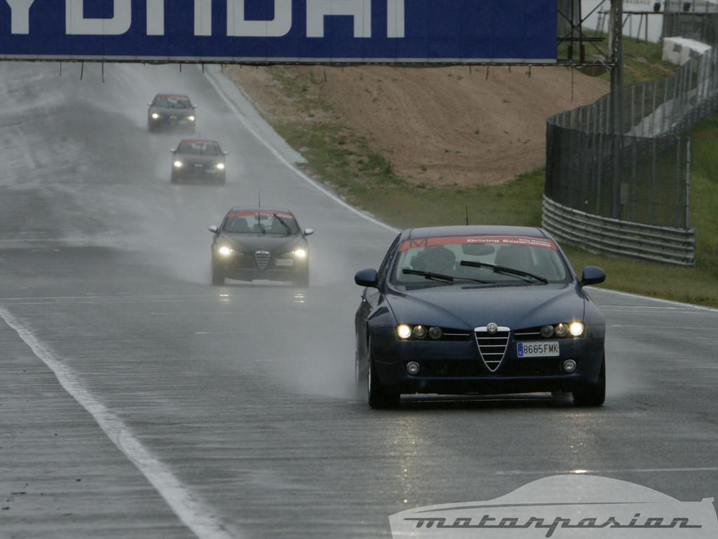 Foto de Alfa Romeo Driving Experience 2008 (Jarama) (37/40)