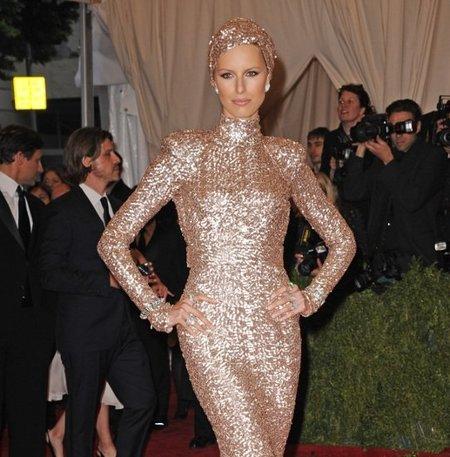 Las celebrities nos muestran sus mejores looks en la gala MET 2012