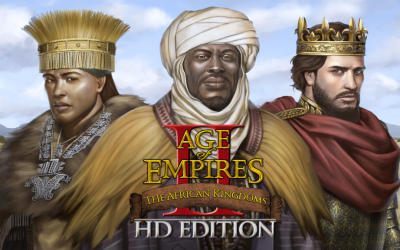 Age of Empires II: The African Kingdoms