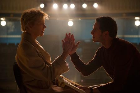 'Las estrellas de cine no mueren en Liverpool': una espectacular Annette Bening es el centro de un sencillo romance cinéfilo