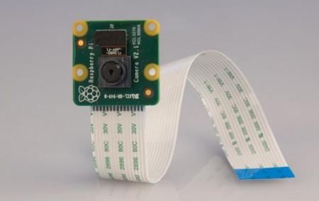 La Raspberry Pi ya puede sacar mejores fotos gracias a este módulo con un sensor de 8 Mpíxeles de Sony