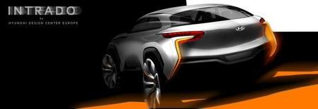 Intrado concept, la apuesta de Hyundai para Ginebra