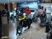 Galería de fotos del Salón del Automóvil de Madrid: alguna moto hay