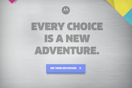 Motorola se apunta a un septiembre épico