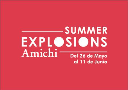 Logo Amichi Summer Sexplosions