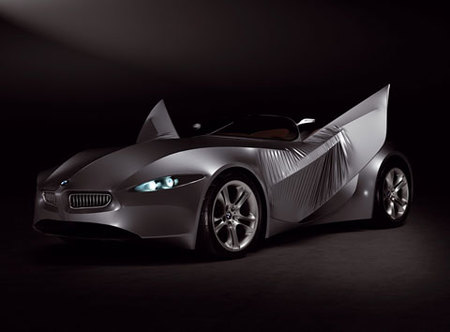 BMW GINA Light Visionary Model, presentación a cargo de Chris Bangle