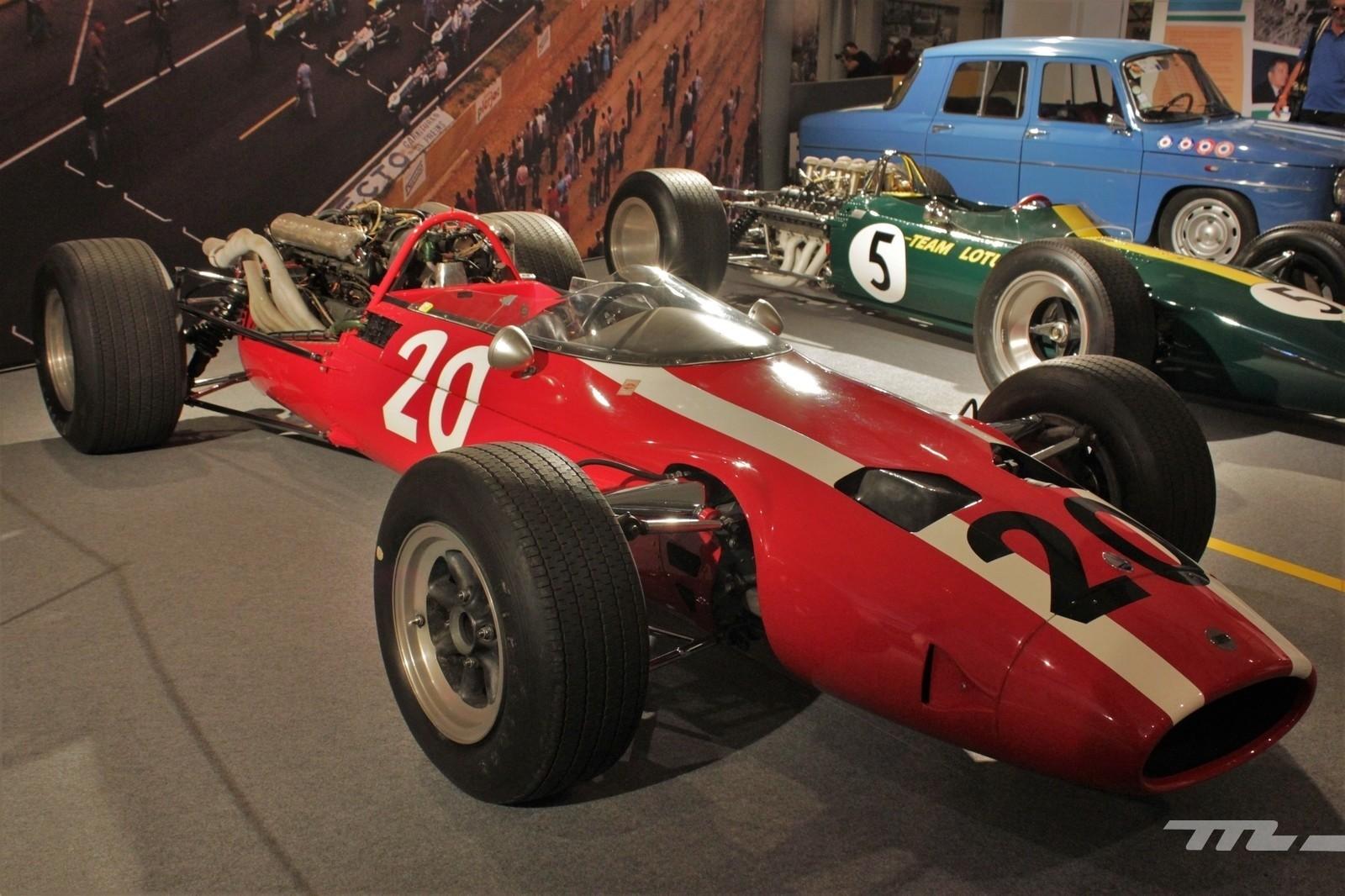 Foto de Museo de las 24 Horas de Le Mans (exposición temporal) (7/12)
