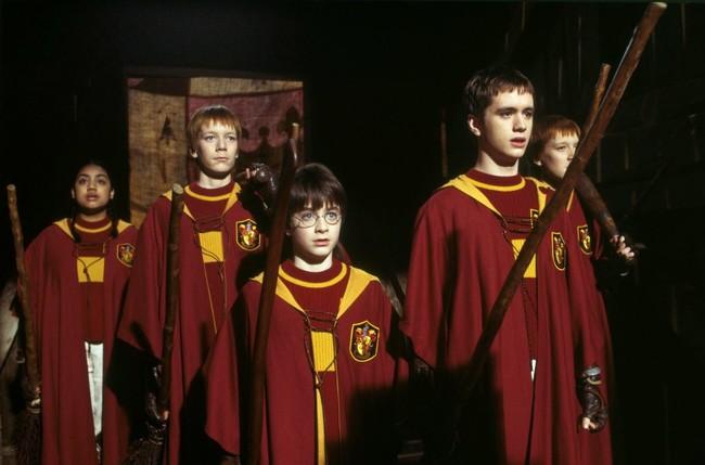 Quidditch Potter
