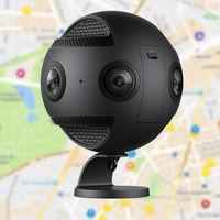 Todos podremos subir fotos a Google Street View, y por fin conocemos la primera cámara compatible