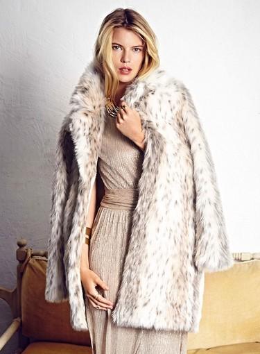 Descubre la elegancia de los abrigos de fiesta