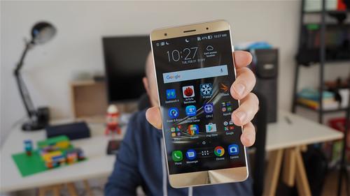 ASUS Zenfone 3 Deluxe, análisis: la gama alta lejana a los 1000 euros cada vez es mejor