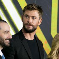Chris Hemsworth comienza su gira de promoción de Thor con el pie izquierdo en Australia
