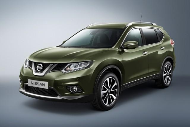 frankfurt 2013 nissan x trail 2014 la exitosa suv se reinventa. Black Bedroom Furniture Sets. Home Design Ideas