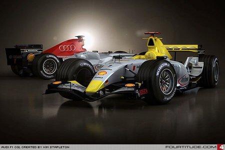 Audi dice no a la Fórmula 1