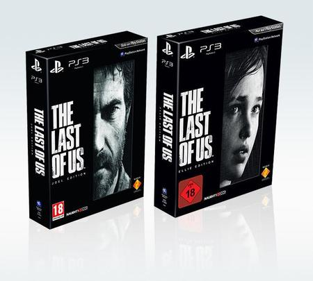 The Last Of Us Joel Ellieedition